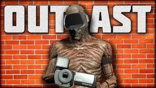 10 ТЫСЯЧ КИРПИЧЕЙ - Outlast Oculus Rift