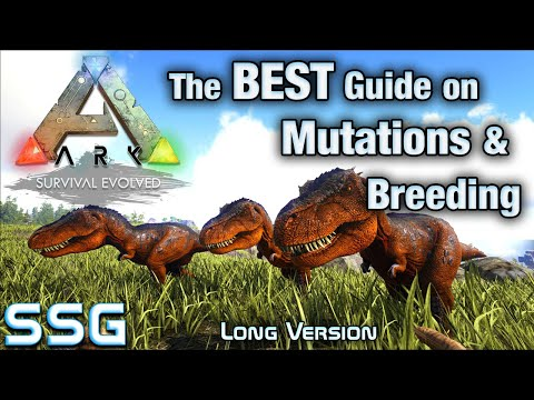 ARK SURVIVAL The Best Guide On Breeding Stat Mutations SeeShellGaming
