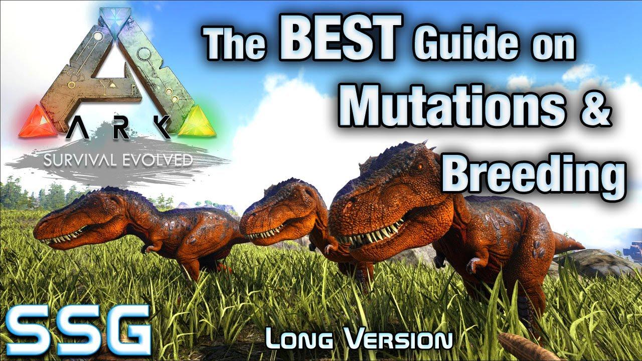 Download ARK SURVIVAL The Best Guide on Breeding Stat Mutations SeeShellGaming