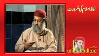Collection Of Maulana Abdul Rasheed Ghazi Interviews