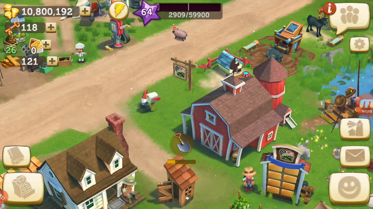 How to put profile picture in Farmville 2 Country Escape