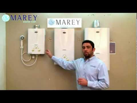 Marey Heater - Gas Tankless Water Heater