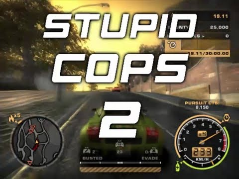 Need for Speed: Most Wanted - Stupid Cops 2 (Full Length Version)