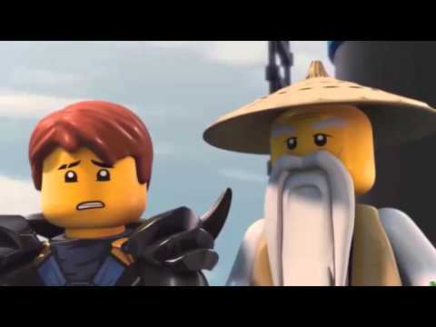 Ninjago-Can't hold us