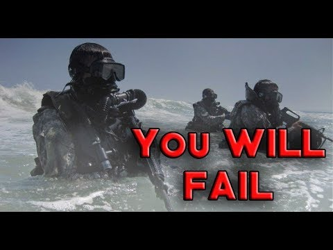 WHY YOU WILL FAIL US NAVY BOOT CAMP