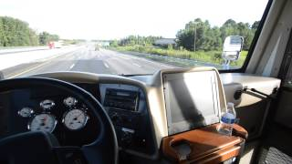 2004 Tiffin Allegro Bus 40QDP road test drive