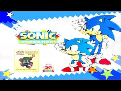 Sonic Generations Music Modern Tropical Resort Act 2 [Blue Blur Soundtrack]