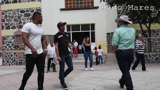 Salida de Misa en Santa Rita Jalisco