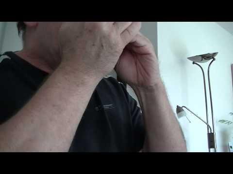 musique film Ghost a l harmonica