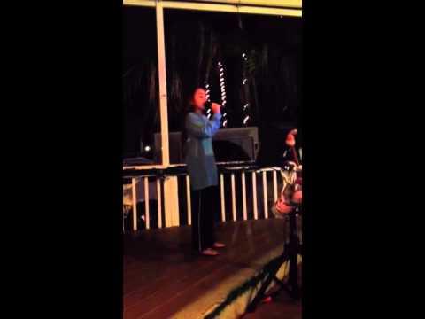 Jessie -karaoke in Cocoa Beach