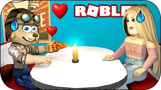 ROBLOX - 💔 My ROMANTIC QUOTE est un DISASTER - Vie familiale