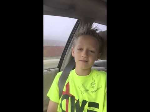 My 10 year old son talks about Plexus