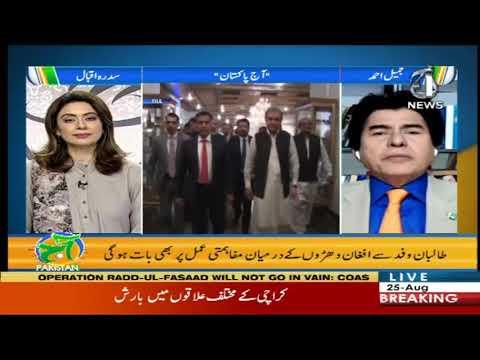 Aaj Pakistan With Sidra Iqbal | 25 August 2020 | Aaj News | AJT