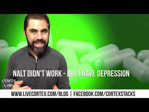 NALT didn't work - but I have depression..