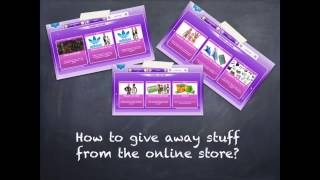 Sims Freeplay || Online Store: Get/Give Bundles for free