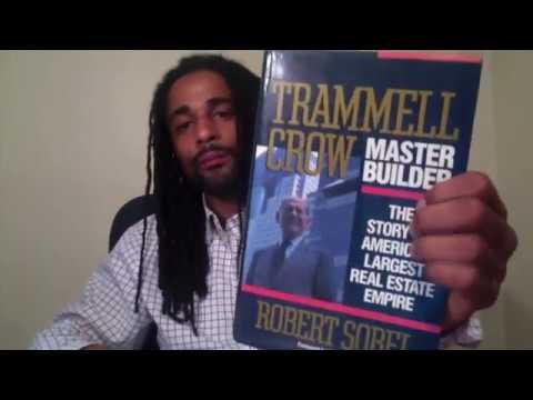 Book Review - Trammell Crow Master Builder by Robert Sobel