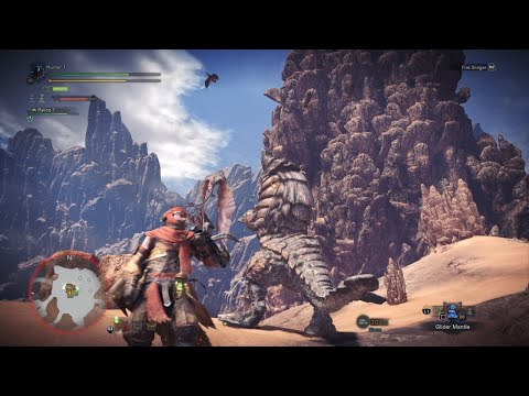 14 Minutes of Monster Hunter World Gameplay  Gamescom 2017