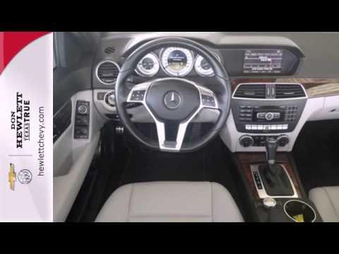 2012 Mercedes Benz C250 Austin Round Rock Georgetown, TX #141745A   SOLD