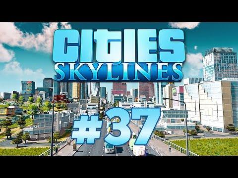 Cities Skylines #37 - Agrar-Industrie