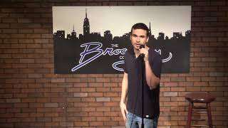 Broadway Comedy Club 5 minute set