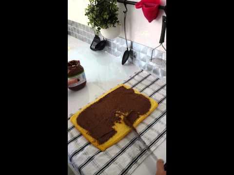 comment-rouler-un-gâteau-facilement
