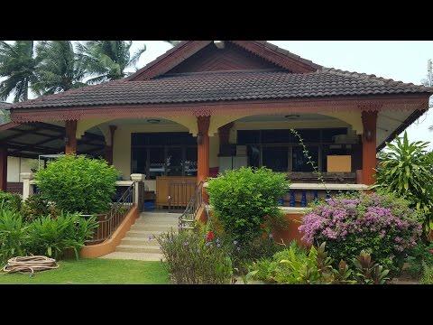 Lolita Bungalows Maenam-Beach-Koh-Samui ein Blick ins Restaurant