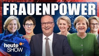 Frauen haben die Macht in der CDU