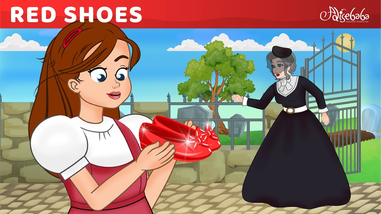 Download Red Shoes | Fairy Tales and Bedtime Stories for Kids