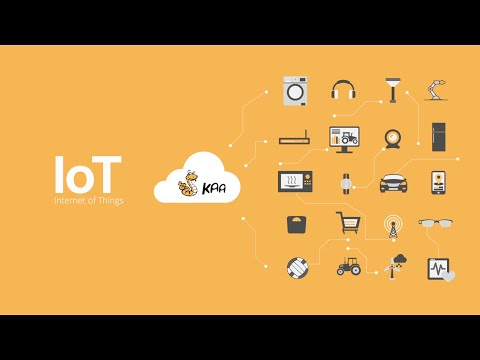 Kaa IoT Platform - Introduction