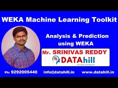 Analysis & Prediction Using WEKA Machine Learning Toolkit- DATAhill Solutions