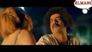 مقطع من فيلم حنكو محمد سعد رمشك خطفني من اصحابي