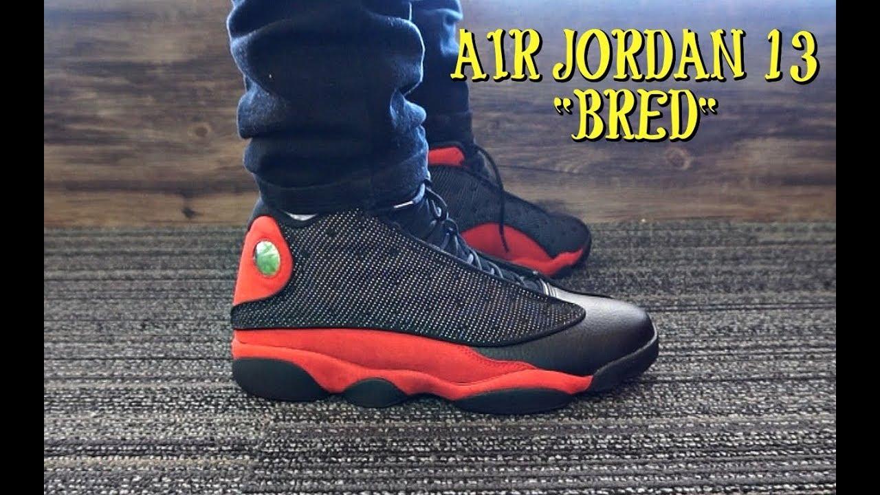 air jordan 13 bred review synonym 08b51bf97