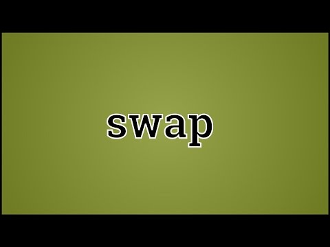What Swap Means