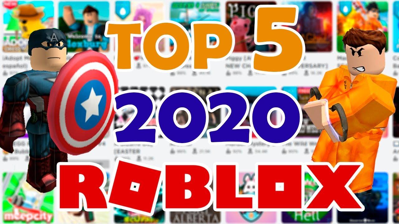 Juegos De Roblox Buenos Los Mejores Juegos De Roblox En 2020 Top 5 Youtube