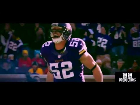 Chad Greenway Highlights | A Viking Legend