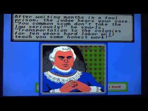 Sid Meier's Pirates! (PC/DOS) 1987, Microprose