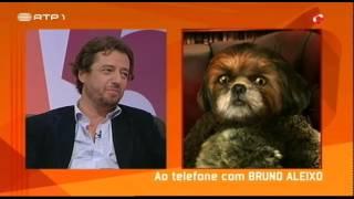 Ao telefone com Bruno Aleixo - Fernando Alvim - 5 Para a Meia-Noite