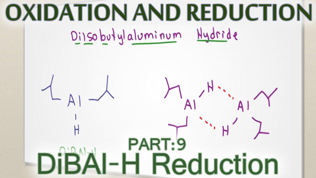 dibal-h reduction procedure