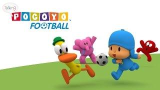 Talking Pocoyo Football - App for the Euro 2016! [ios, Android]