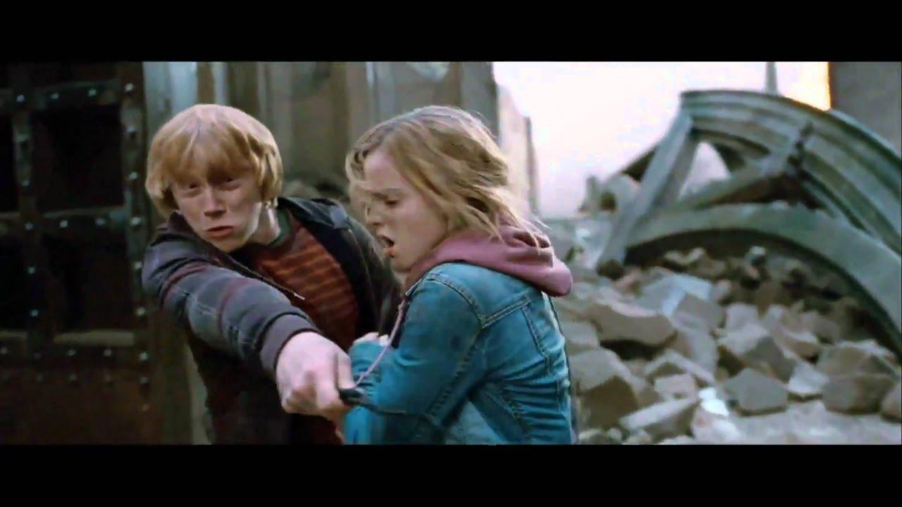 Harry potter und die heiligt mer des todes trailer youtube for Die gute kuche teil 2