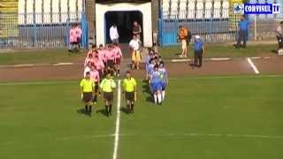 Fotbal feminin F.C. HUNEDOARA - C.S. INEU (6:5) 13.09.2015