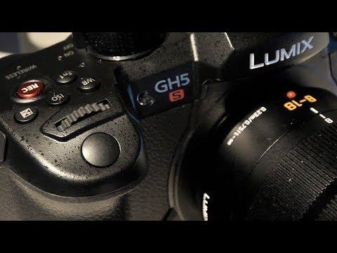 Panasonic GH5S: A Not-So-Secret Convo with Panasonic's Sean Robinson