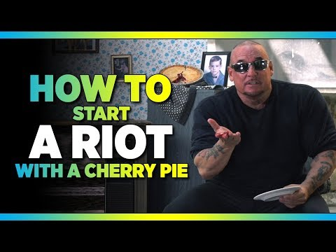 How To Start A Peep Show Riot With Cherry Pie | Storytime With Gregg Valentino