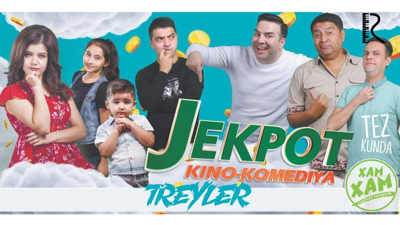 Jekpot (treyler) 2  | Джекпот (трейлер) 2