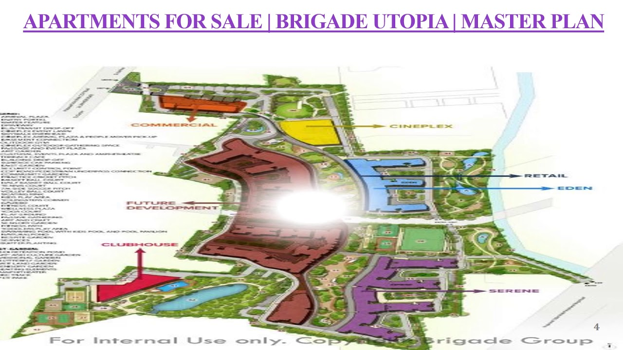 www.brigadeutopia.ind.in -Brigade Utopia -Brigade Group -East Bangalore