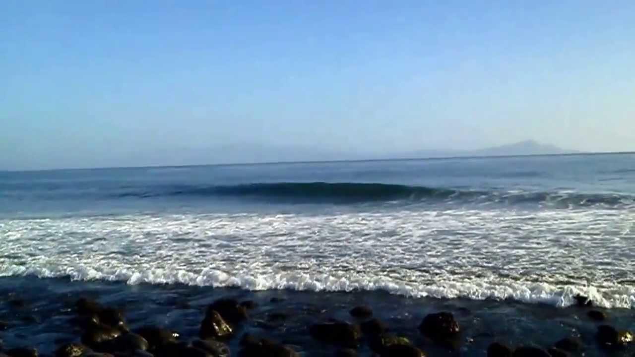 Surfing San Miguel Ensenada September 2017