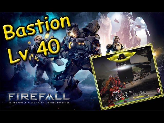 Firefall - Bastion Lv 40