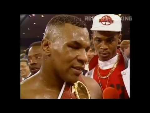Mike Tyson - Best Fight Quotes