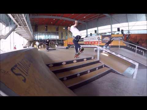 Lassosalai Skate Club Biarritz à Lille