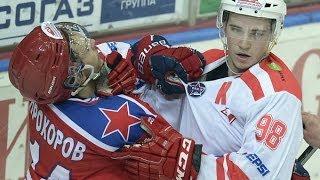 Кубок Харламова сезона 2013-2014. Финальная серия.